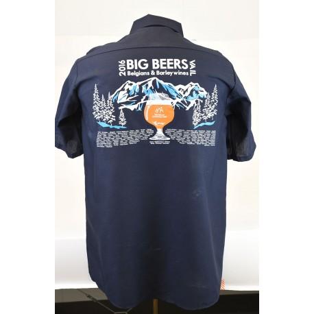 2016 Big Beers Industrial Work Shirt