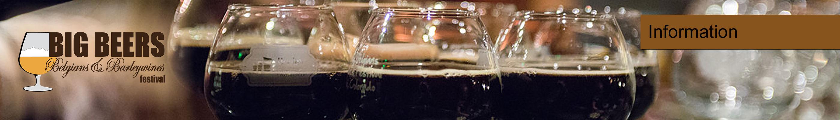 Big Beers, Belgians & Barleywines Beer Festival