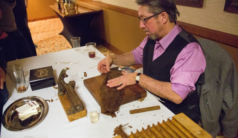 Cigar Pairing Experience