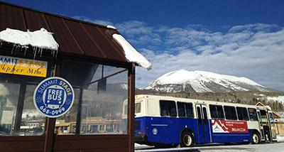 Summit Stage Bus