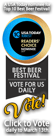 USA Today Top 10 Beer Festival Voting