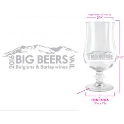 2016 Festival Beer Glass