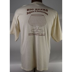 2010 Big Beers Festival T Shirt