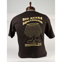 2011 Big Beers Festival T-Shirt