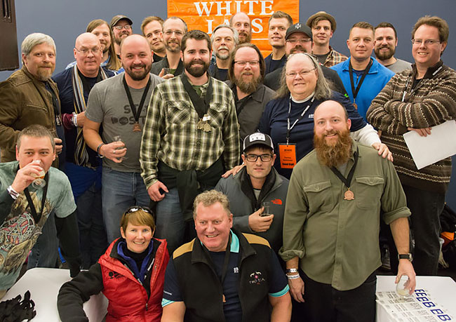 2016 homebrew competition winners