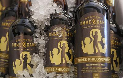 Ommegang Beer Bottles