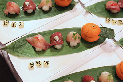 Sushi Brewing Dinners