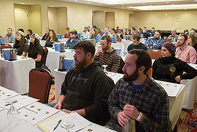 beer and brewing seminar