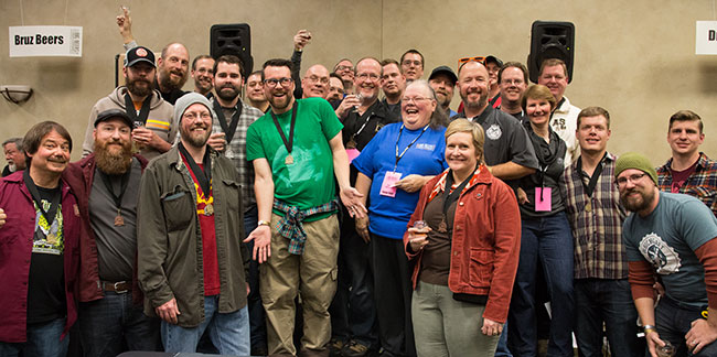 2017 Homebrew Competition Winners