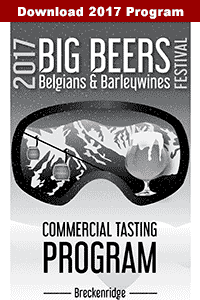2017 Big Beers Program