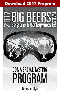 2017 Big Beers Program