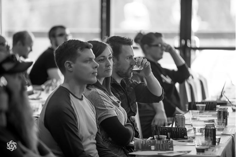 2018 Experimental Brewing Seminar Attendees
