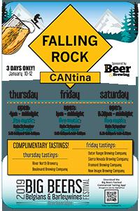 2019 Falling Rock Tasting Hours