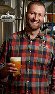 Neil Fisher, Weldworks Brewing