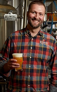 Neil Fisher, Weldworks Brewing