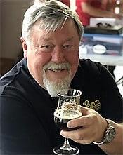 Charlie Gottenkieny of Bruz Beers