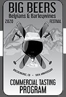 2020 Big Beers Commercial Tasting Program