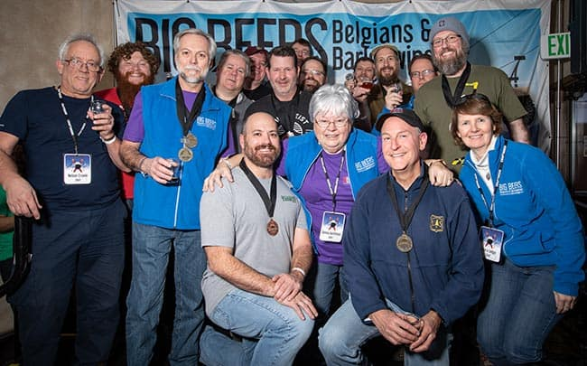2020 Homebrew Competition Winners