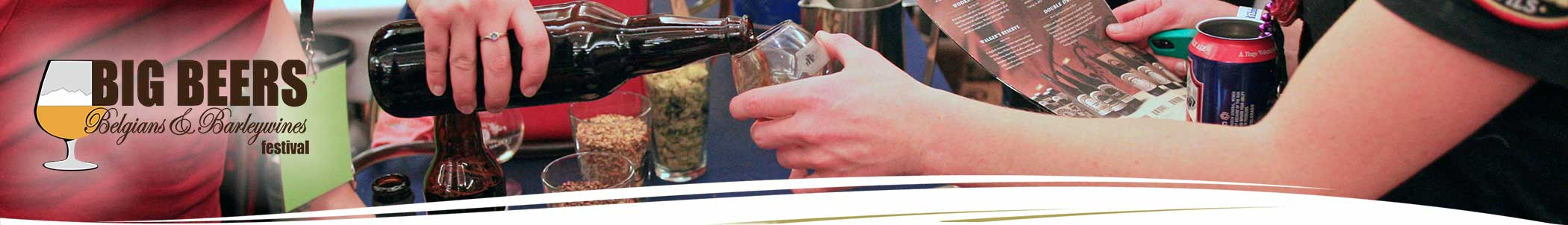 Big Beers, Belgians & Barleywines Festival Commercial Beer Tasting