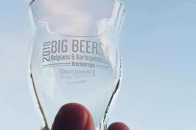 2018 Tasting Glass
