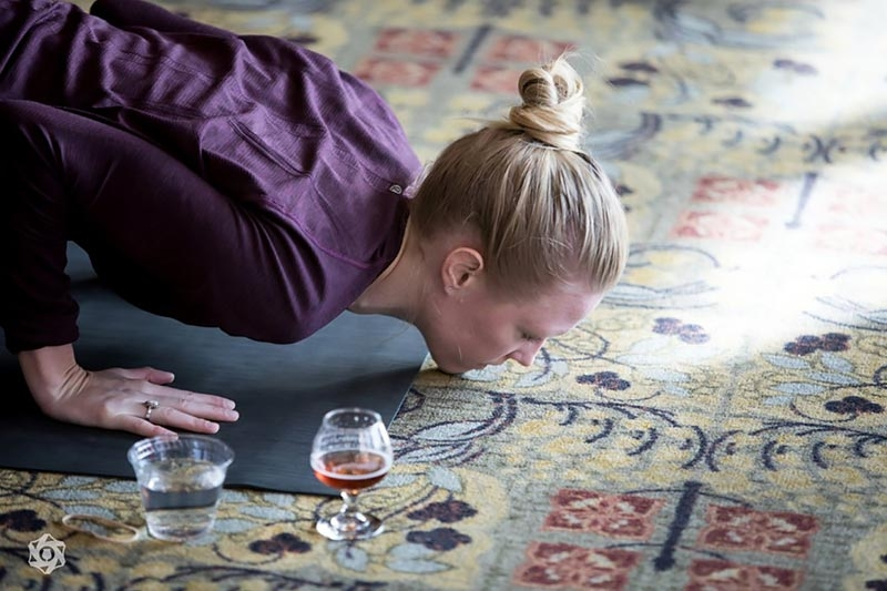 The Yoga of Brewing