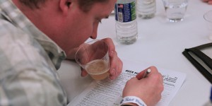 Homebrew Competition Judging