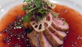 Calibration Dinner Pan Seared Duck
