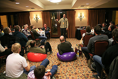 beer seminar with sam calagione